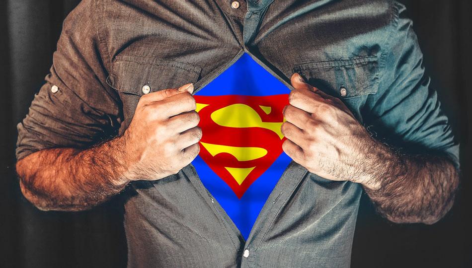 man's hero instinct